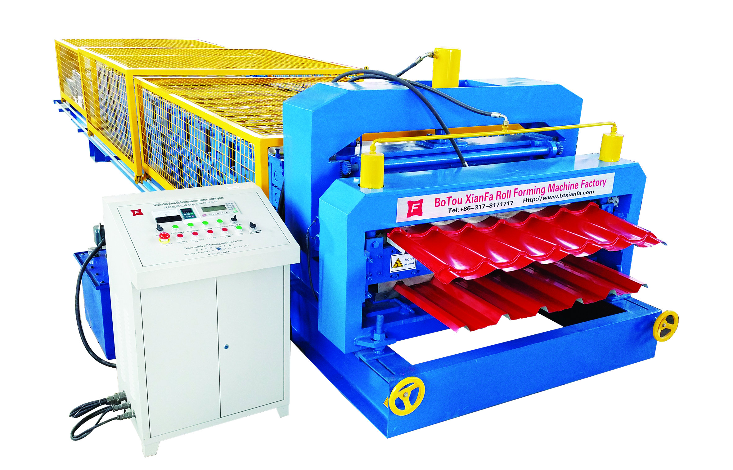 ce roll forming machine