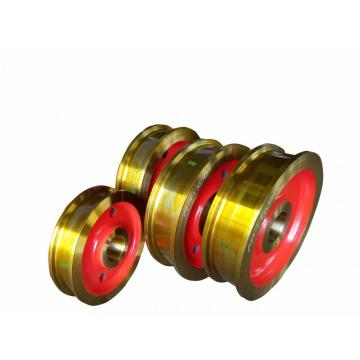 Forged Gantry Crane Overhead Crane Rail Wheels