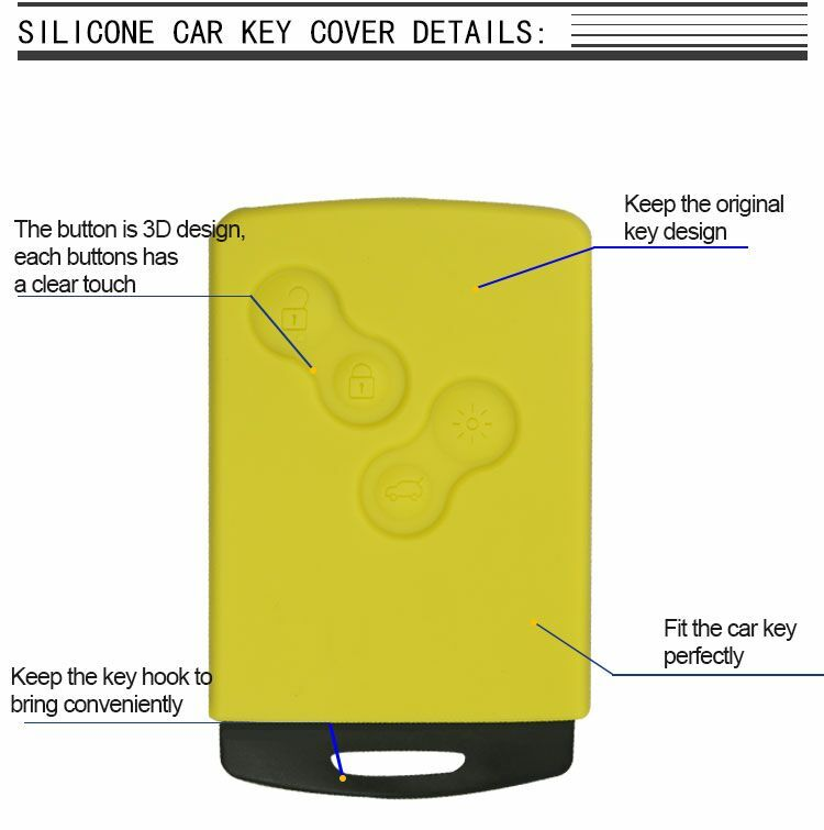 renault car key shell wholesale