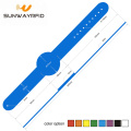 Waterproof Programmable RFID NFC Smart Ring PVC Wristbands