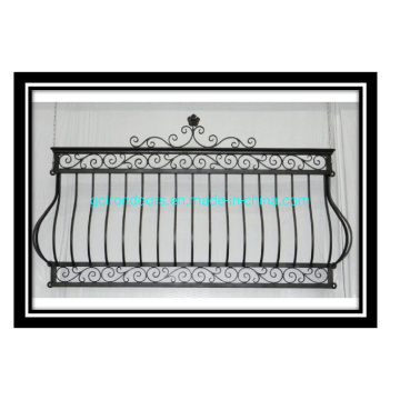 American Design Iron Balcony Railings