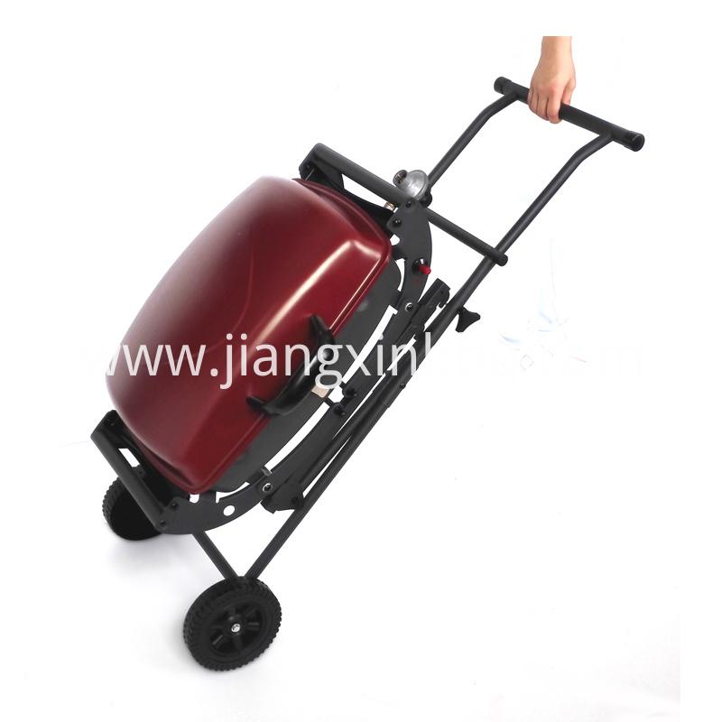 Portable Gas Grill Regulator