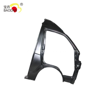 Steel Car Front Door Frame For Hiace