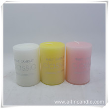 7*15cm scented pillar candles canada