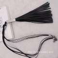 Leather Layered Necklaces With Long Fringe Necklaces Designs