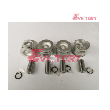 VOLVO excavator engine D4E piston kit