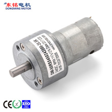 Leading for 50Mm Dc Gear Motor 12 volt dc motor high torque supply to France Suppliers