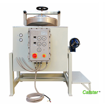 V125 Solvent Recovery Machine Acceleration Device