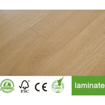 Formaldehyde-free laminate floor board