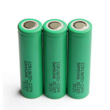 100% Original Factory for 18650 Battery,Best 18650 Battery,18650 Lithium Battery Wholesale from China Samsung ICR18650-22F Battery 2200mAh supply to Togo Exporter