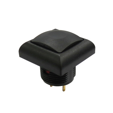 Squrare IP67 Waterproof Pushbutton Switches