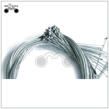 Bicycle durable transmission gear shift cable