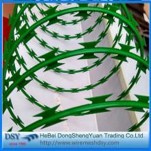 Fast Delivery for Plastic Razor Barbed Wire Razor Barbed Wire for Hot Sale export to Singapore Importers
