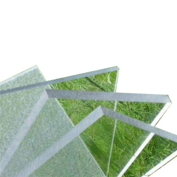 Uv-Coated Panel Pc Uv-Coating Solid Polycarbonate Sheet