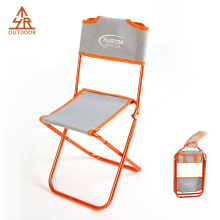 Outdoor kids camping chair Aluminum Travel Booster Seat