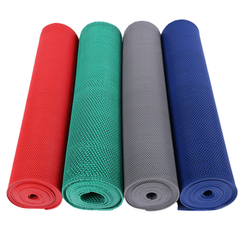 Customized Anti slip PVC floor S Mat