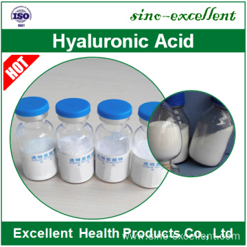 Low molecule weight grade Hyaluronic Acid