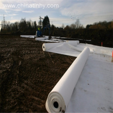 Heavyweight Nonwoven Geotextiles as Geomembrane Cushion