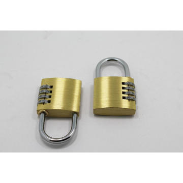 Gold And High Quality Combination Lock