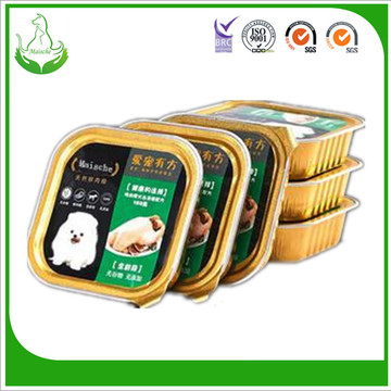 Natural Organic Canned cat food/dog food