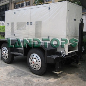 Ricardo Engine 60KVA Prime Power Diesel Generator