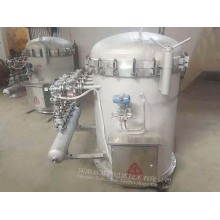 High Temperature Pulse Jet Gas Dust Collector