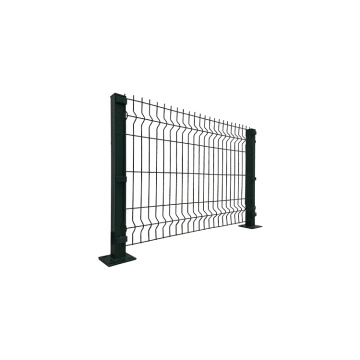 Powder Coated Anti Climb High Security Fence