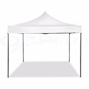 Steel frame PVC Oxford tarp simple awning