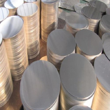 Gold Factory Supply Top Quality Aluminum Circle