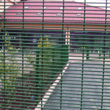 358 Welded Mesh Clear View Fence