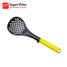 Food Grade Heat Resistant Utensils Nylon Mesh Skimmer