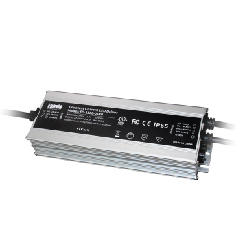 Klass 2 LED-drivrutin Aux 12V 150W IP65