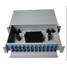 24 Port Fiber Optic Patch Panel