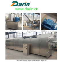 Factory source manufacturing for Pet Food Making Machine Continuous & automatic Dog Food Extruder Machine supply to Equatorial Guinea Suppliers