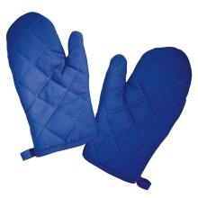 Quilting solid color oven mitts