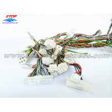 Fast Delivery for electrical wiring harness Custom wire assemblies for game machine supply to Italy Importers