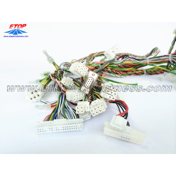 Good Quality for wiring harness for game machine Custom wire assemblies for game machine export to Russian Federation Importers
