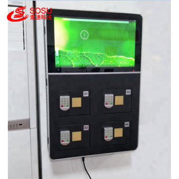 49 Inch Digital Signage phone Charging Machine