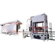 High Quality for Supplier Ring Brazing Machine, Brazing Machine, Alu.coil Brazing Machine, Copper Coil Brazing Machine, Evaprated Coil Brazing Machine in China Automatic Degreasing Drying & Brazing Machine SBM-1600 export to Peru Exporter