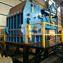 Heavy Duty Industrial Scrap Metal Crusher on Sale