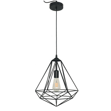 Hot sale industrial chandelier iron  pendant
