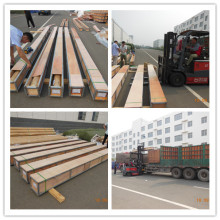 5 meters wide polyester film for FRP releasing