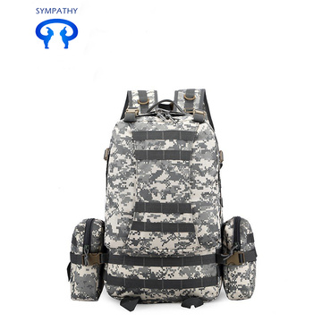 Army fan outdoor tactics backpack shoulder bag man