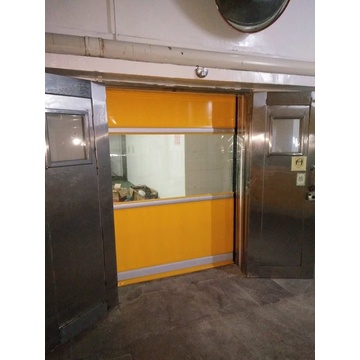 Ynterieur Auto PVC Rolling High Speed ​​Door