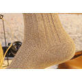 Pure Cashmere Knitted Socks