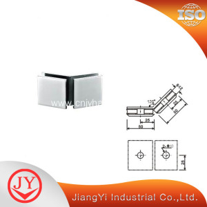 Glass Fixing Clamp Accessories for Tempered Glass