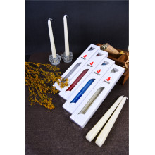 Fragrance Free Tapers and Stick Candles