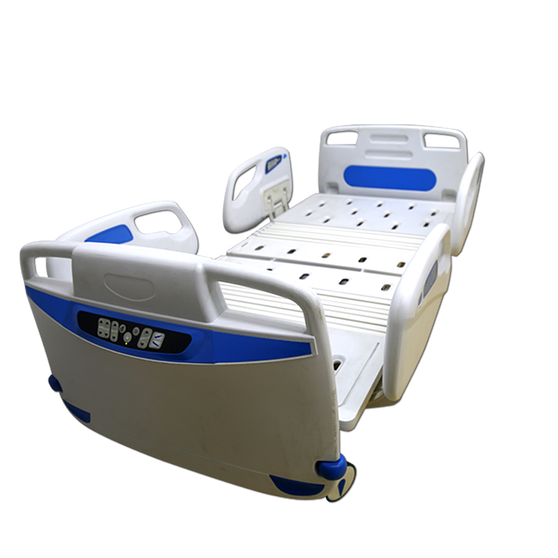 Multifunctional electric hospital bed