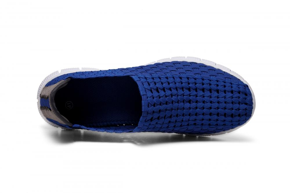 Breathable Insole Woven Hollow Work Shoes
