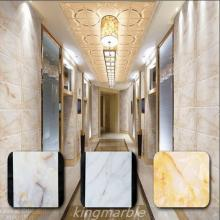 10 Years for Acoustic Panel 3D Ceiling Tiles glossy uv coating Marble Texture  panle export to El Salvador Supplier